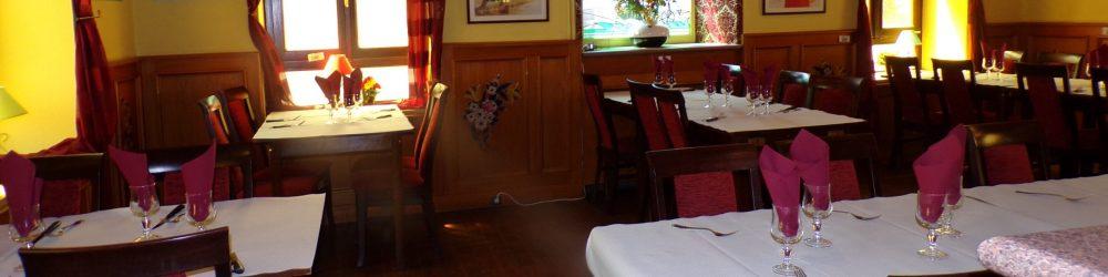 Restaurant la Charrue